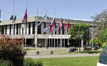 斯特拉斯堡会展中心Parc des expositions du Wacken