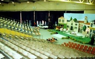 瓦纳会展中心Parc des expositions de Vannes