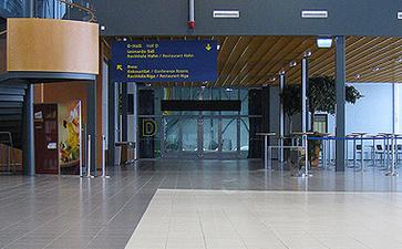 坦佩雷会展体育中心Tampereen Messu