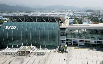 大邱会展中心Daegu Exhibition & Convention Center