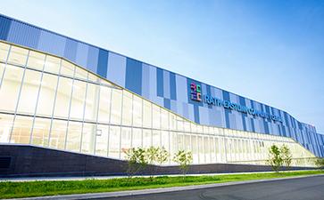 加拿大拉特东廊艺术社区中心Rath Eastlink Community Centre