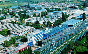 萨格勒布会展中心Zagreb convention & exhibition center