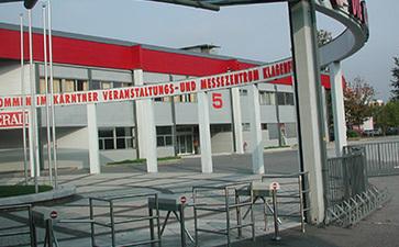 奥地利克拉根福会展中心Klagenfurter Messe