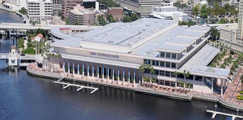 坦帕會展中心Tampa Convention Center