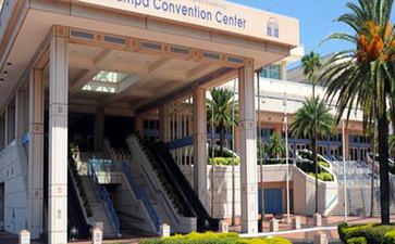 坦帕会展中心TAMPA CONVENTION CENTER