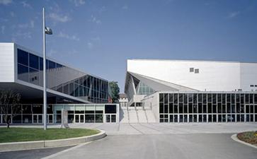 奥地利维也纳体育馆Wiener Stadthalle