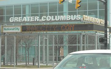 哥伦布会展中心The Greater Columbus Convention Center