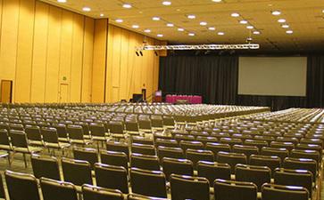 旧金山莫斯克尼会议中心Moscone Convention Center