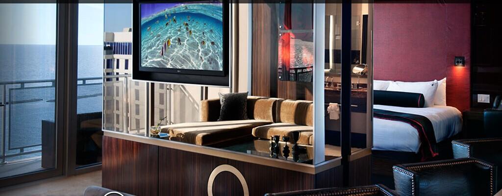 拉斯维加斯摇滚酒店Hard Rock Hotel