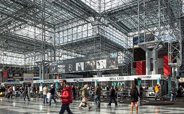纽约贾维茨会展中心Javits Convention Center