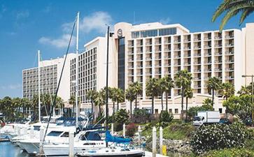 美国圣地亚哥喜来登海滨酒店Sheraton San Diego Hotel & Marina