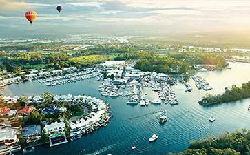 澳大利亚神仙湾Sanctuary Cove