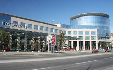 诺维萨德会展中心Novi Sad Fairground