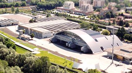 波代諾內會展中心Pordenone Fiere