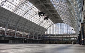 伦敦奥林匹亚会展中心Olympia Exhibition Center