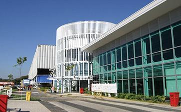 圣保罗安年比会展中心Parque Anhembi