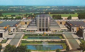 布鲁塞尔会展中心Brussels Exhibition Centre