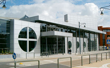 那慕尔会展中心Namur convention & exhibition center