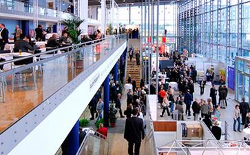 爱尔福特会展中心Messe Erfurt