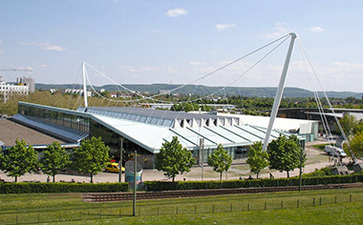 卡尔斯鲁厄会展中心Messe Karlsruhe