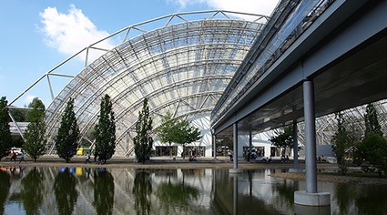 莱比锡会展中心Exhibition Centre Leipzig