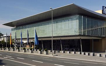 霍夫海姆威斯巴登会展中心Exhibition Center Rhein-Main