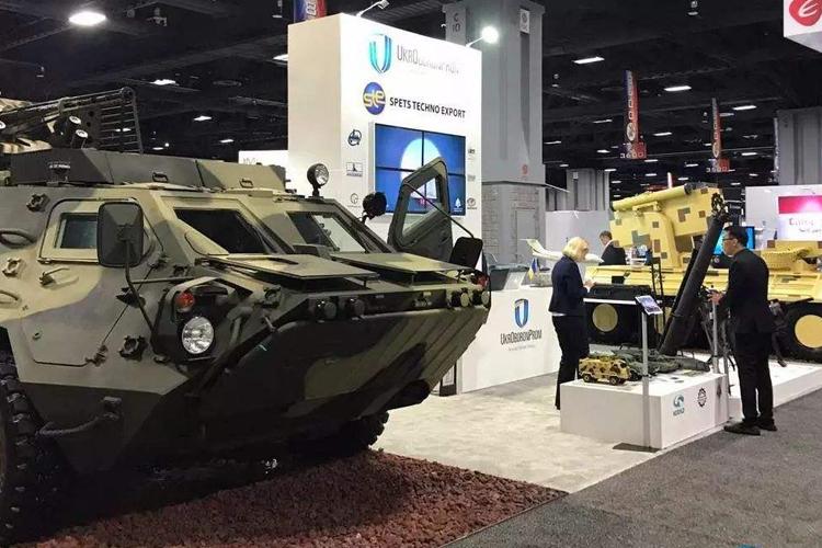 美国芝加哥军警防务展览会IACP