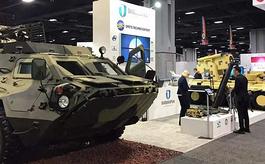 美國芝加哥軍警防務展覽會IACP