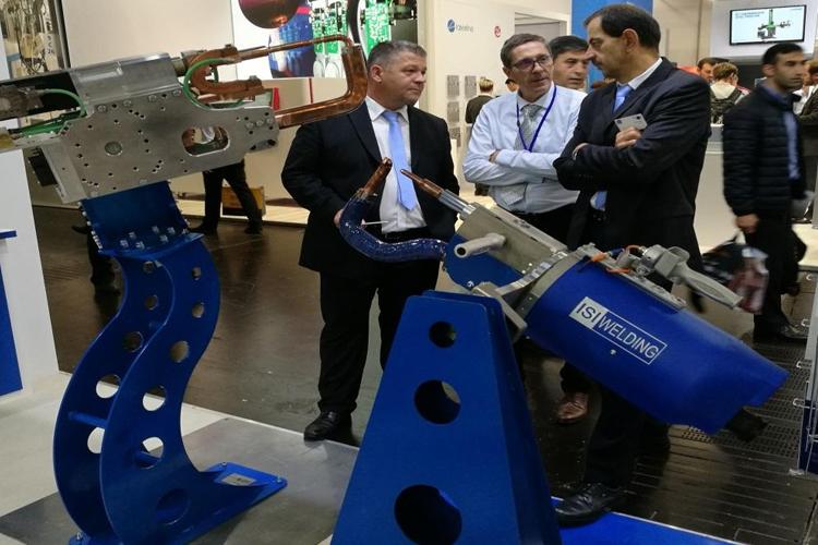 土耳其伊斯坦布尔焊接切割展览会
