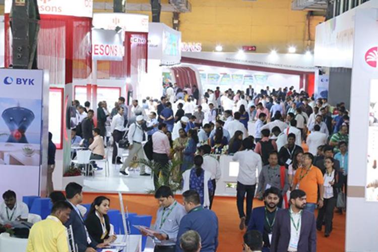 印度孟买涂料展览会