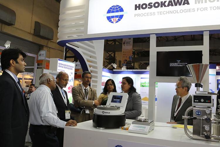 印度孟买粉体工业展览会POWTECH INDIA