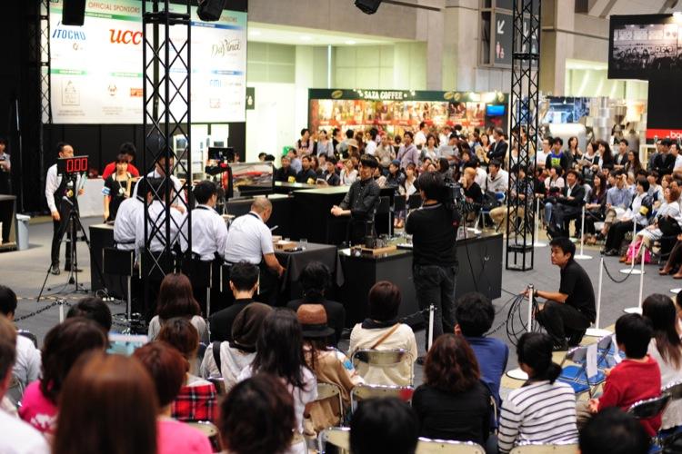 日本横滨咖啡展览会