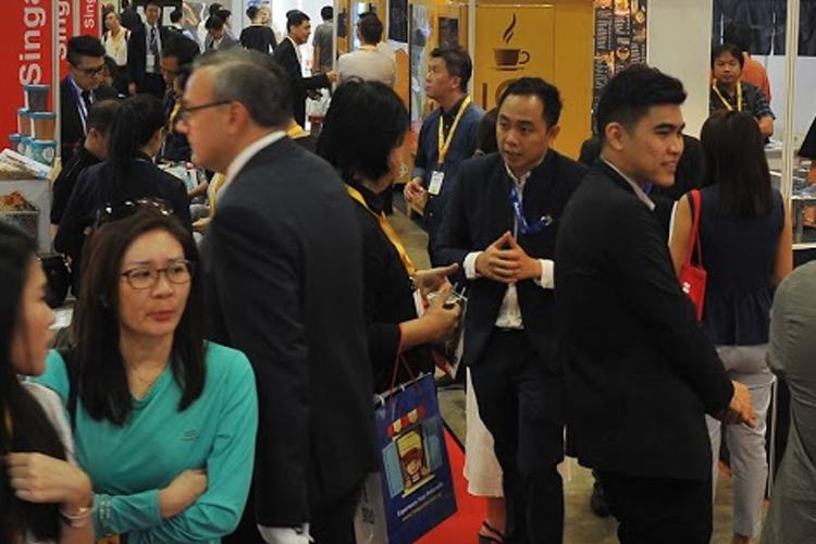 新加坡品牌授权展览会