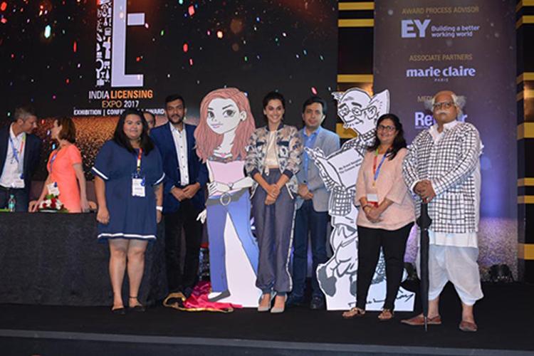 印度孟买品牌授权展览会
