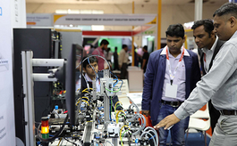 印度班加羅爾教育裝備展覽會