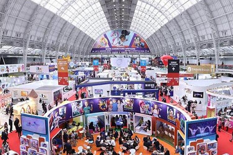 英国伦敦品牌授权展览会