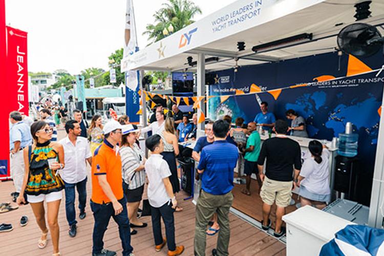 新加坡游艇展览会