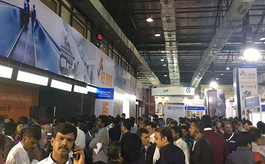 印度孟買電梯展覽會