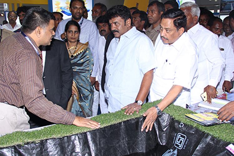 印度海德拉巴渔业展览会