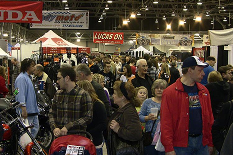 美国哥伦布摩托车展览会