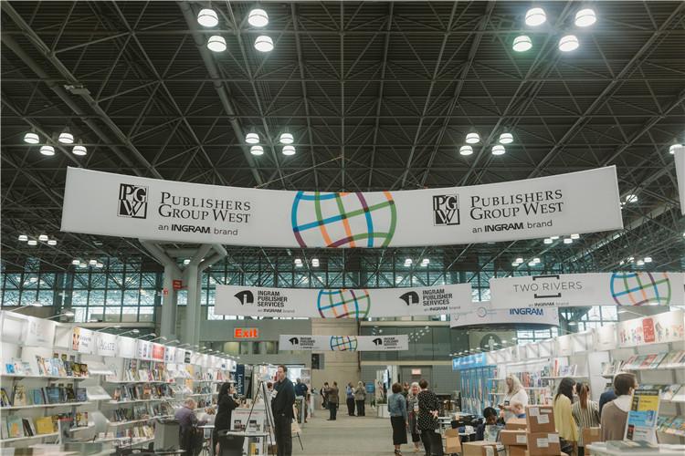 2020年美国纽约图书展览会BEA