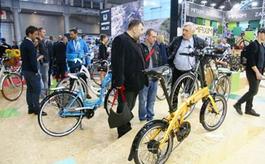 比利时科特赖克自行车展览会