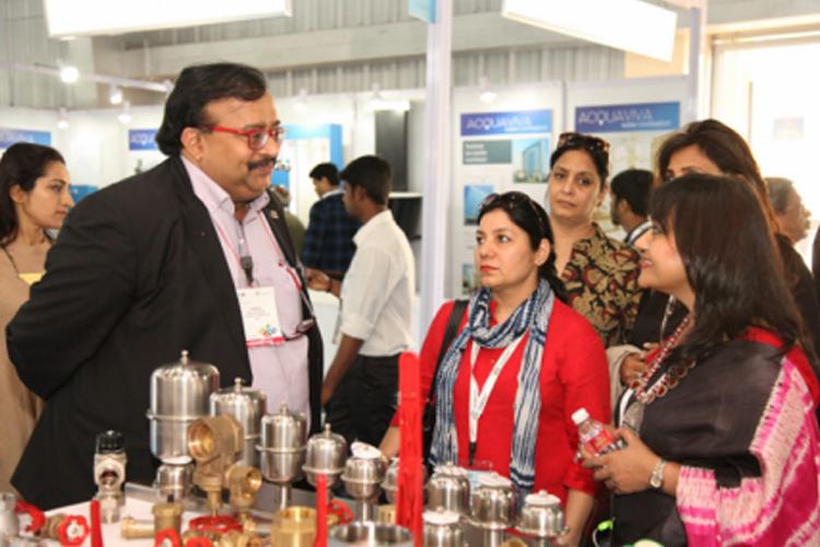 印度孟买暖通制冷及厨卫展览会