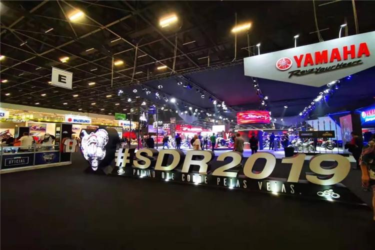 巴西圣保罗两轮车展览会有哪些优势?