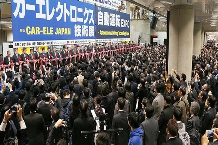 参加日本东京新能源车展览会效果好不好?
