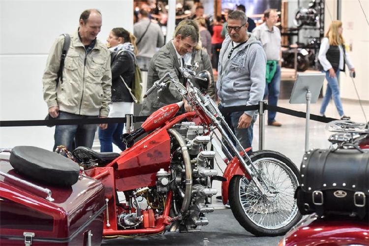 「科隆两轮车展」一场不容错过的摩托车与自行车盛宴
