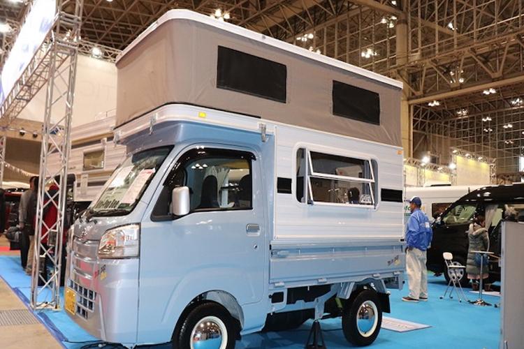 哪些行业可以参加日本东京露营房车展览会TCCS?