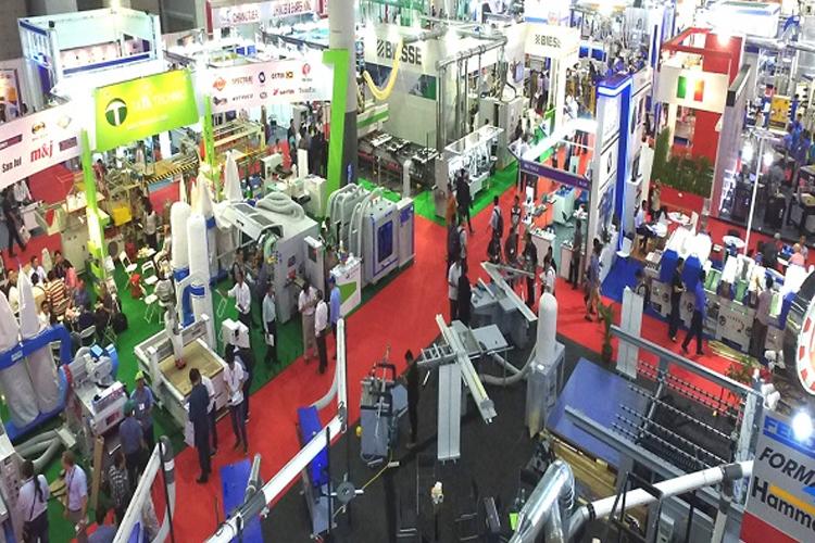 印尼雅加达木工机械展览会Ifmac