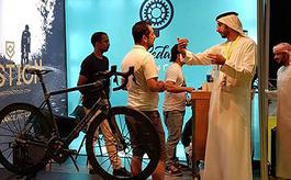 为什么选择阿联酋迪拜自行车展览会?