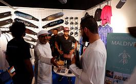阿聯酋迪拜潛水展覽會規模有多大?